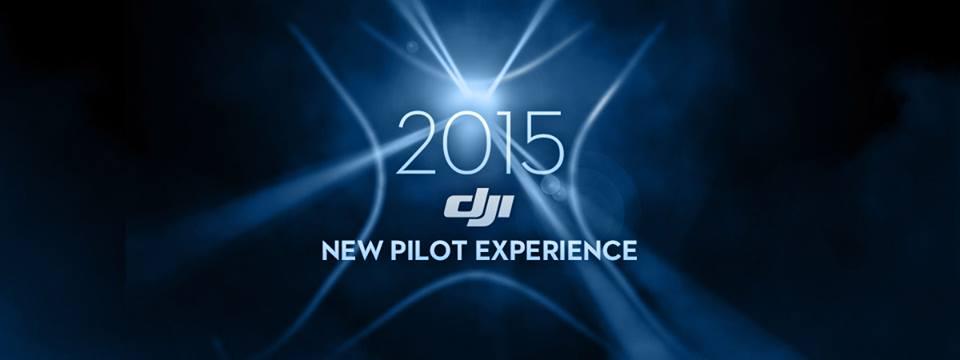 DJI New Pilot Experience 2015