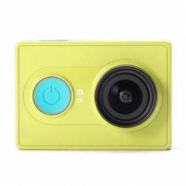 Оригінальна XiaoMi Yi Ambarella A7LS BSI CMOS WIFI Sports екшн-камера