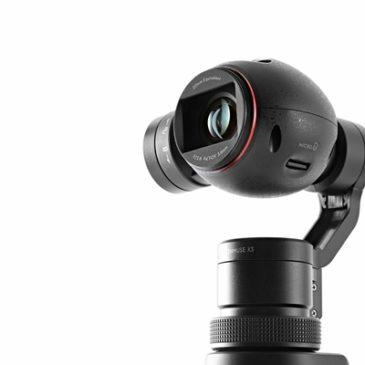 Виробник дронів DJI анонсував Osmo – ручну камеру для зйомки відео