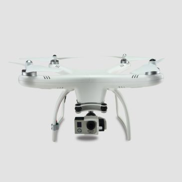 UP Air UPair-Chase – альтернатива DJI Phantom?