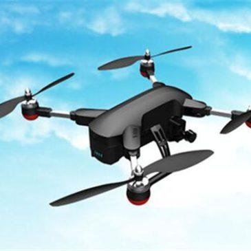 SimToo Drone: розкладний коптер з функцією FollowMe