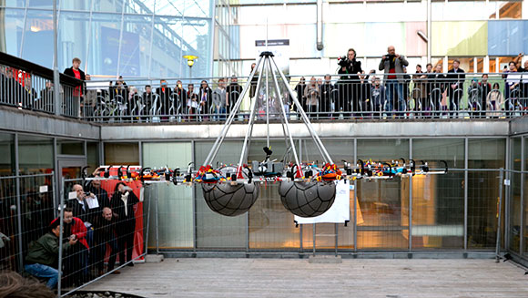 Новий рекорд ваги, піднятої в повітря дроном