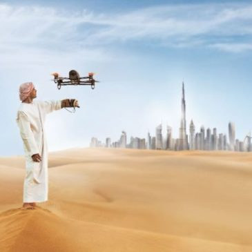 В ОАЕ стартував конкурс Drones for Good