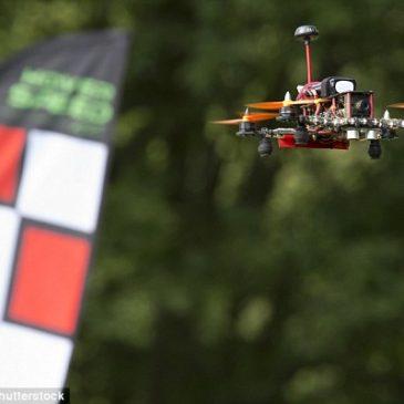 В Україні відбудуться перегони на квадрокоптерах у класі F3U