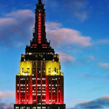 У Нью-Йорку безпілотник врізався у хмарочос