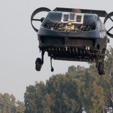 AilMule – безпілотник, що може підняти у повітря пів тони вантажу