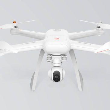 Mi Drone: квадрокоптер Xiaomi побачив світ!