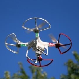 В Сеулі з'явився парк для запуску дронів
