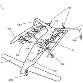 Співзасновник Google взявся за розробку літаючих автомобілів