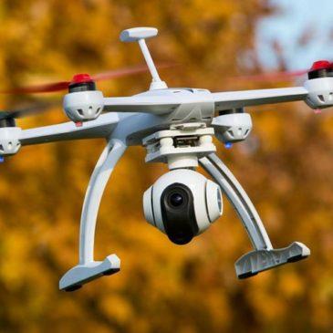 У Швеції заборонили використання дронів з камерами