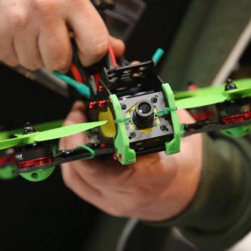 Діячі дрон-рейсингу створили IDC – International Drone Commission