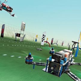 Технології дрон-рейсингу – 2016. Тенденції та прогнози на 2017 рік