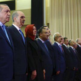 Дрон травмував сімох осіб під час церемонії за участі президента Туреччини