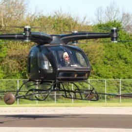Гібридне аеротаксі SureFly здійснило перший політ з людиною на борту